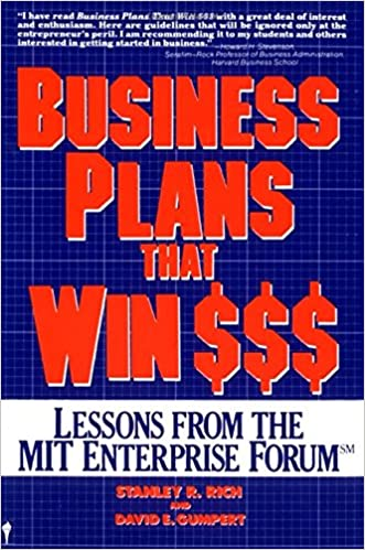 how to write a winning business plan by stanley rich and david gumpert
