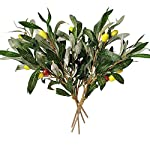 Artificial-Olive-Leaves-Branches-5pcs-and-Stems-with-Fruit-for-Decoration-Faux-Tree-Plant-Fake-Olives-Leaf-Spray-Home-Kitchen-Party-Plastic-Decor-AF43