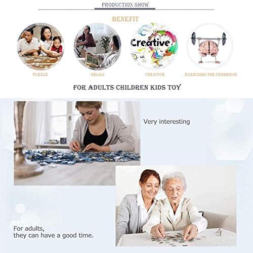 JCCOZ Drahthaar Vizsla-Tier-Reihen-Adult Puzzle 520/1000 Stück-Kinder-Bildungs-Dekompression Spielzeug, entwickeln Intelligenz ( Size : 1000pcs )