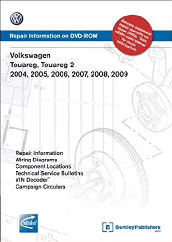 volkswagen touareg touareg 2 2004 2005 2006 2007 2008 2009 on wiring diagram for vw touareg