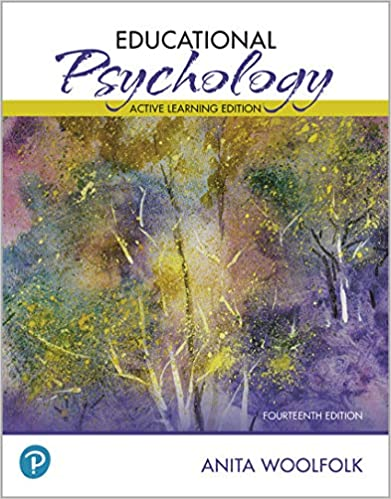 Educational Psychology: Active Learning Edition, 14th Edition