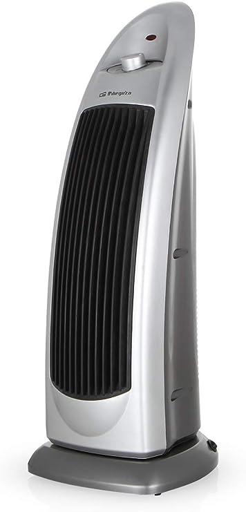 Orbegozo CR 5028 - Calefactor cerámico de torre, 2000 W, oscilante ...