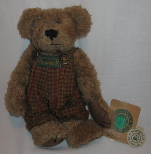Boyds Bears Archive Collection Plush Rex 8 1/2