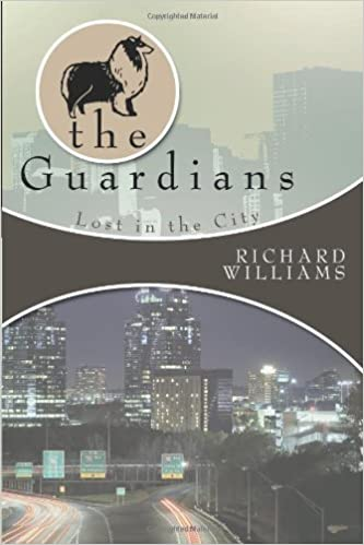 Book The Guardians: Lost in the City Book II August 6, 2009