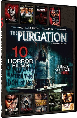 Purgation Horror, The - 10 Movie Collection
