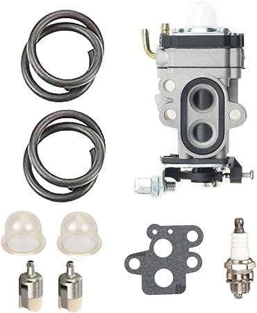 Redmax Gas Brush Cutter String Trimmer Stick Edger blower Carburetor Gasket kit