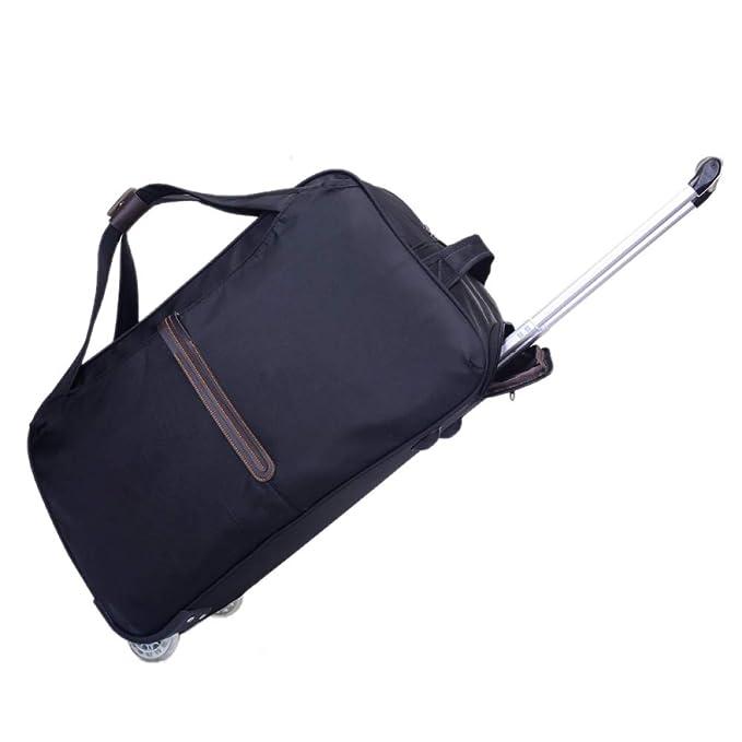 LJWLCH Hombre Mujer Bolso de mano Bolsa de equipaje Bolsa de viaje Impermeable Ligero Fin de