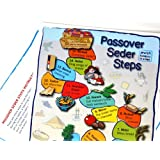 Passover Seder Steps Follow-Along In-A-Bag by Jewish Holidays in a Box