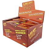Heat Factory Premium Hand Warmer - 10+ Hours Heat Each (40 Pair Warmers) (Packaging may vary)