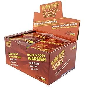 Heat Factory Premium Hand Warmers, 12 Pair Pack