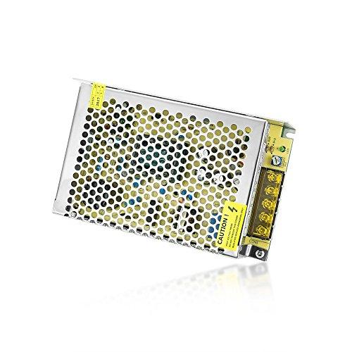 PHEVOS 5v 12A Dc Universal Switching Power Supply for Raspberry PI models,CCTV, Radio, Computer Project,LED strips pixel lights(5V 2801, 5V 2811 ,5V WS2812B ). by PHEVOS (Image #1)