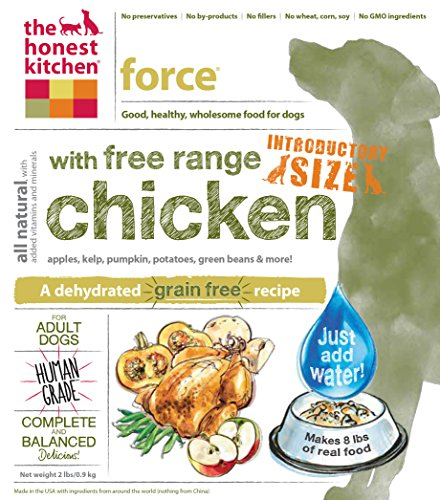 The Honest Kitchen Dog Food Lbs