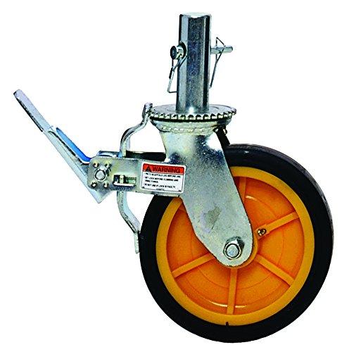Bil-Jax 0026-962 Scaffold Caster, 8 - Inch, Plastic by Bil-Jax