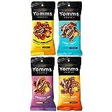 Cheap Yömms, Healthy Snacks, Gluten Free, Pecan Nuts, Variety Pack (1.3 oz x 12 packs)