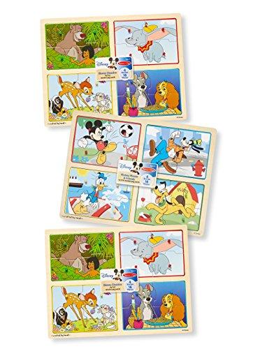 Melissa Doug Disney Wooden Puzzle