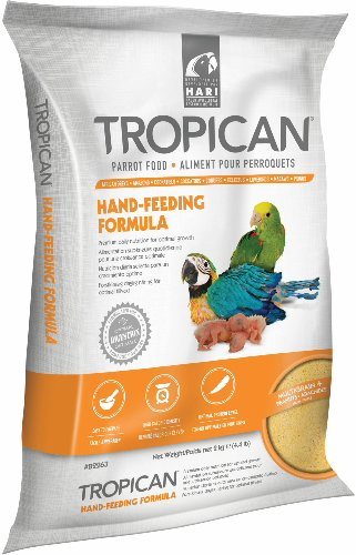 Tropican Baby Bird Hand-Feeding Formula (4.4 lb) by Hagen