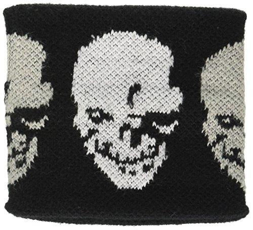 Death Note Skull Icon Wraparound Wristband Miniature Novelty Toys,, -