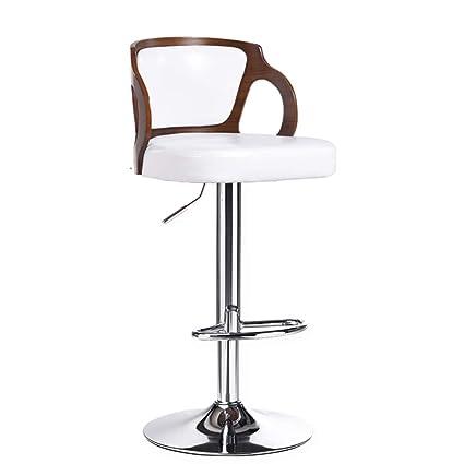 Outstanding Amazon Com Lxn Modern Adjustable Bar Stools Swivel Ibusinesslaw Wood Chair Design Ideas Ibusinesslaworg