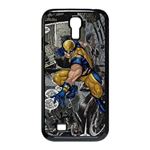 Samsung Galaxy S4 I9500 phone cases Black Wolverine Phone cover GWJ6341256
