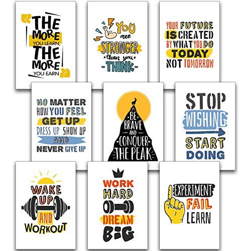 Motivational Posters For Home Gym Room Buy Online In Bahrain At Desertcart