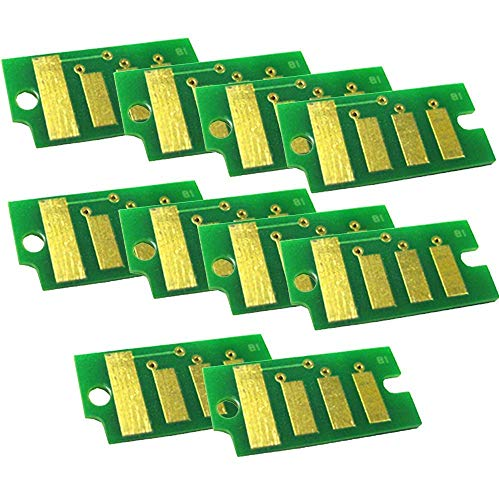 (AAA Compatible Toner Reset Chip Replacement for Xerox Phaser 3610 WorkCentre 3615 Refill - DMO (106R02732) (10-Pack))