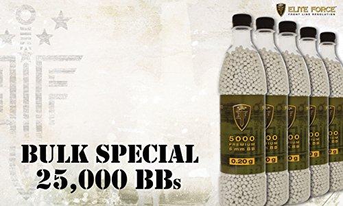 Bulk Airsoft Bbs - Elite Force Bulk Special 0.20g 25,000 BBs