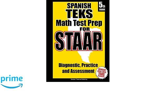 staar math 5th grade in spanish