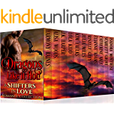 Dragons Like it Hot (Shifters in Love Book 4)