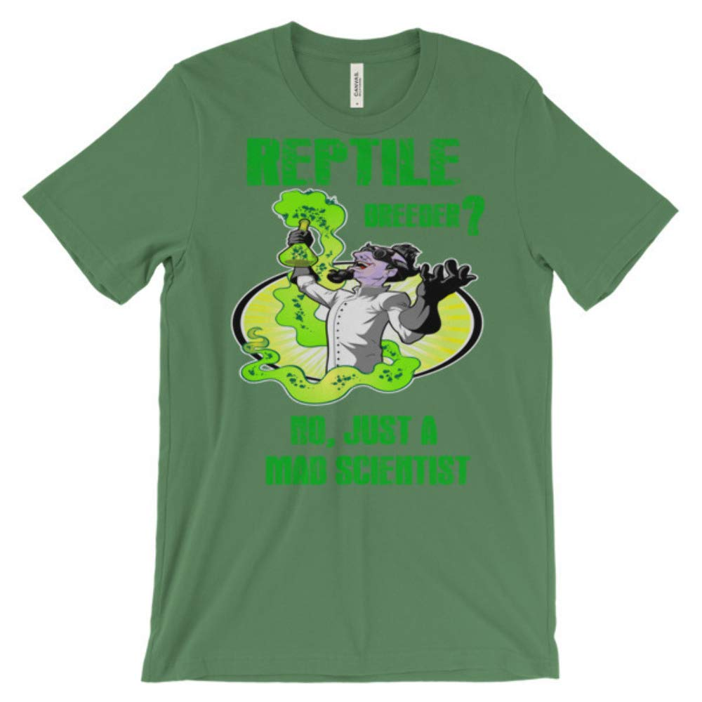 Leaf 3XL Leaf 3XL Reptile T-Shirt 'The Scientist'