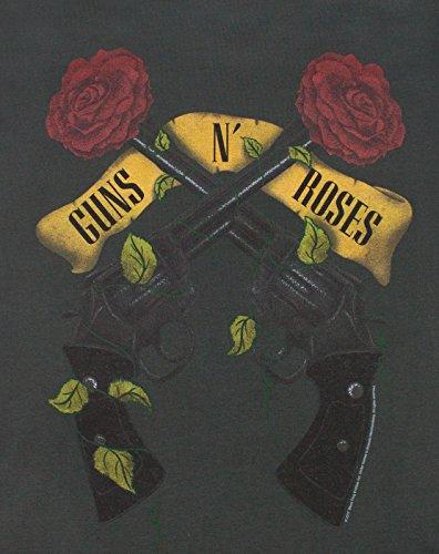 shirt Clothing N T Roses Amplified Guns Femmes vdqxqY