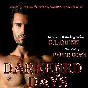 Darkened Days Audiobook