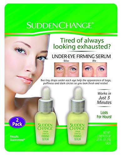 - Sudden Change Under-Eye Firm Serum 0.23oz (2 Pack)