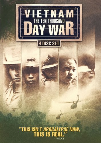Vietnam: The Ten Thousand Day War (4DVD)
