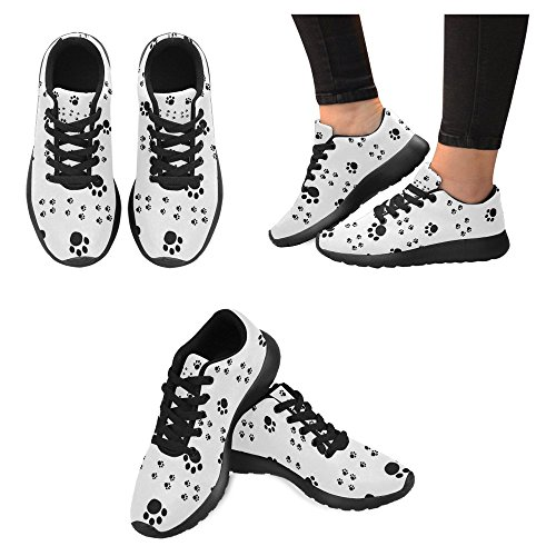 Multi Running Easy Walking Shoes 21 Comfort Jogging Casual Running Womens InterestPrint Lightweight Sports Sneaker Go wxnYqOFPB0