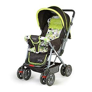 LuvLap Sunshine Stroller/Pram, Easy Fold,...