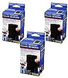 Penn Plax Cascade 400 Internal Bio Filters for Aquariums (3 Pack)