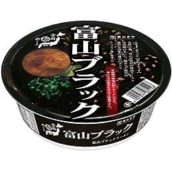 寿がきや 全国麺めぐり富山ブラックラーメン