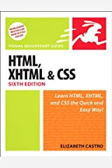 HTML, XHTML, and CSS, Sixth Edition: Visual QuickStart Guide Kindle Edition