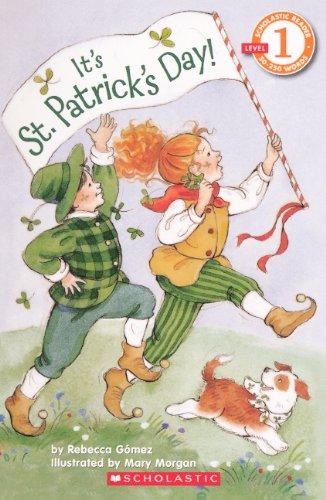 It's St. Patrick's Day (Turtleback School & Library Binding Edition) (Scholastic Reader: Level 1 (Pb))