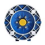 Happybuy Speed Reducer Ratio 20/1 Worm Gear Speed