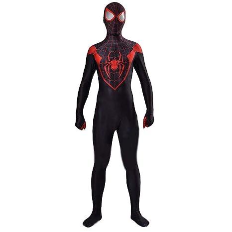 KOUYNHK Traje Spiderman Niño, Carnaval Superhéroe Disfraz ...