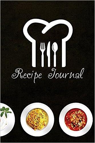 Recipe journal blank cookbook to write in blank cookbooks and recipe journal blank cookbook to write in blank cookbooks and recipe books the recipe journal blank book cooking gifts volume 3 the recipe journal forumfinder Gallery