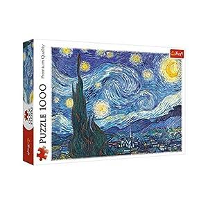 Trefl Puzzle Da 1000 Pezzi Motivo Notte Stellata
