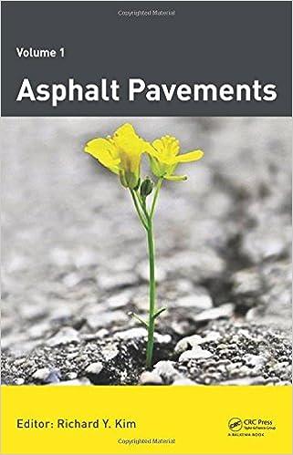 Asphalt Pavements 1st Edition by Y. Richard Kim  PDF Download