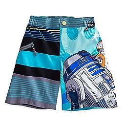 Star Wars Swim Trunks for Boys Size 5/6 Blue