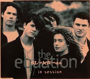IN SESSION CD UK CRAPSTONE 1995