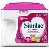 Similac Sensitive Isomil Soy Powder, 23.2 Ounce