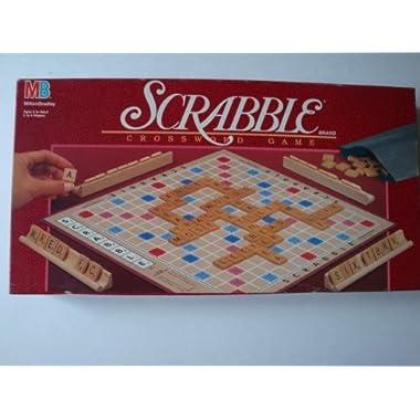 Scrabble Crossword Game 1989