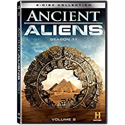 Ancient Aliens Ssn 11 Vol 2