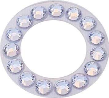 con brillantes adhesiva etiqueta anillos para anfertigen de brillantes imágenes y motivos brillantes ss6 brillantes decorativo
